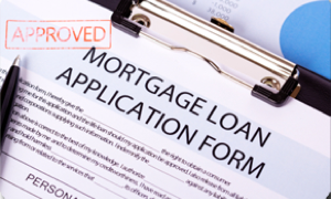 Approved: Mortgage: Finance your home
